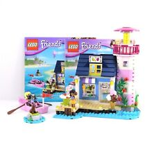 LEGO Friends Heartlake Lighthouse Set 41094 Complete with Instructions No Box