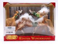 Breyer Christmas 2017 Winter Wonderland Holiday Horse New Sealed #700120
