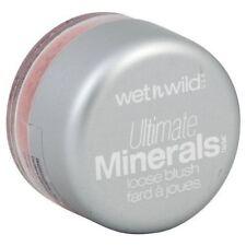 Wet N Wild Ulitmate Minerals Loose Blush 165 Barely Peach