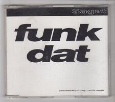 (HB95) Sagat, Funk Dat - 1993 DJ CD