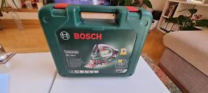 Bosch PST 18 LI Cordless Jigsaw - 2.0Ah battery (18V) with Case and Charger