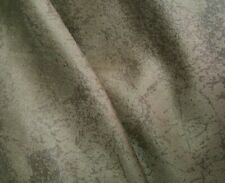 LIGHT BROWN VELOUR (VELVET) PRINTED FABRIC - SOLD  BY THE METER