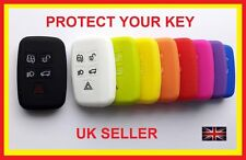 RANGE LAND ROVER SPORT DISCOVERY 4 EVOQUE VOGUE KEY REMOTE SILICONE COVER CASE