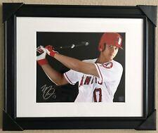 Shohei Ohtani Authentic Signed Autograph 8x10 Newly Framed Matted MLB Photo COA
