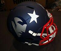 Jamie Collins New England Patriots Autographed Signed F/S Helmet Rep JSA