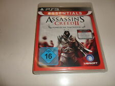 PLAYSTATION 3 ASSASSIN 'S CREED II-Game of The Year Edition Essentials [] (2)