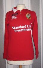 Canterbury Women's VapoDri British and Irish Lions Matchday Long Sleeve Jersey