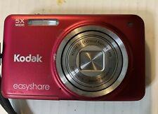 Kodak EasyShare M5350 16.0MP Digital Camera - Red