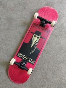 Fantastic Birdhouse Tony Hawk signature model skateboard complete