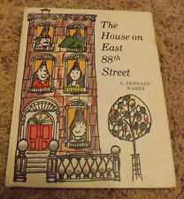 The House on East 88th Street by Bernard Waber (1962)