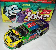98 Kenny Irwin Texaco The Joker 1:24 Action RCCA Stock Car Limited Ed /5,000