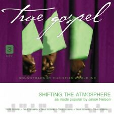 Jason Nelson - Shifting The Atmosphere - Accompaniment CD New