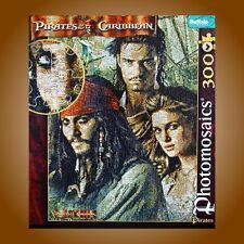 Pirates of Caribbean Photomosaics Jigsaw Puzzle 300 Pce