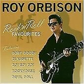 Roy Orbison : Rock n Roll Favourites CD Highly Rated eBay Seller Great Prices