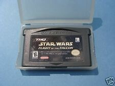 STAR WARS, FLIGHT OF THE FALCON & SUPERMAN RETURNS FORTRESS OF SOLITUDE 2 GAMES