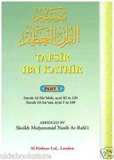 Tafsir Ibn Kathir Part-7 By Al-Firdous Ltd