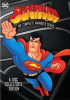Superman: The Complete Animated Series (DVD,2009)