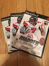 EA SPORTS NFL MADDEN 2004 - PS2 - COMPLETE W/MANUAL - FREE S/H (C)