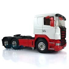Hercules 1/14 RC Truck RC Scania Lowtop Tractor DIY TAMIYA KIT Motor Model 802