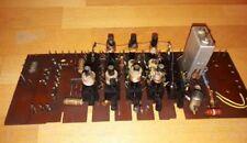 Platine / Bauteil mit Röhrensockel für ECH81 – aus Telefunken Rhythmus S 1264