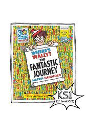 Where's Wally? the Fantastic Journey Martin Handford Pbk 2017 World Book Day Edn