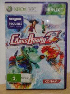 Cross Board 7...XBOX 360 Kinect Game...   FREE POST AU