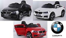 OFFICIAL LICENSED 12V BMW GT 6 SERIES KIDS ELECTRIC RIDE ON CAR PARENTAL REMOTE