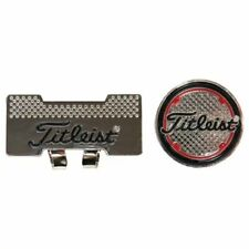 Titleist Golf Ball Marker with Hat Cap Clip AJBM51 Silver 2015 New