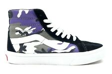 Vans Womens Sk8-Hi Reissue Skate High Top Canvas Camo Shoes US 6.5 EU 36.5