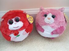 """Ty,""""In Love""""&Tumbles Beanie Ballz;2011/2012 Releases.Great items for 2018 V-Day!"""