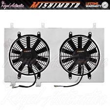 Mishimoto Nissan 200SX S13 CA Performance Aluminium Radiateur Ventilateur De Refroidissement Linceul