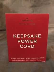 Hallmark Keepsake Ornament Power Cord For Storytellers
