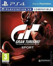 Gran Turismo Sport PS4 - MINT - 1st Class Super FAST Delivery