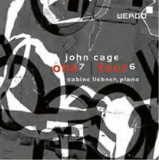 John Cage: One7/Four6  CD NEW