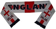 England St Georges Football Scarf - Made in the UK