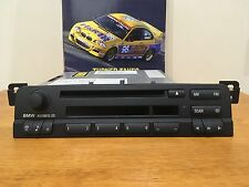 BMW BUSINESS CD PLAYER RADIO STEREO E46 1999-2001 M3 323i 323ci 328i 330ci 330i