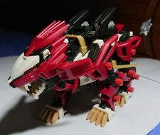 ZOIDS - LIGER ZERO action figure model 1/72 TOMY Costomised armour