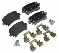 NEW GENUINE AUDI RS6 2008-2011 REAR BRAKE PADS 4F0698451G WITH SENSORS