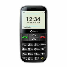 "Mobile Phone for Seniors ""EasyMate+"" Big Button, Loud Speaker, 3G, SOS, Camera"