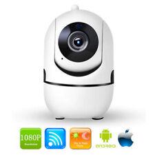 TELECAMERA IP CAM BABY CAMERA HD 1080P LED IR CUT MOTORIZZATA 2MPX CLOUD STORAGE