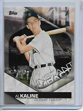2018 Topps Series 2 Al Kaline Instant Impact Insert Card