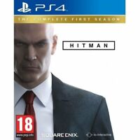 Hitman PS4 - The Complete First Season in Game Case MINT - Super Fast Delivery