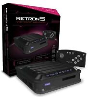 Hyperkin Retron 5: HD Gaming Console For GBA GBC GB SNES NES Genesis System