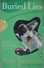 PETER JACOBSEN (TRUE STORIES FROM THE PGA TOUR) 1993 BOOK