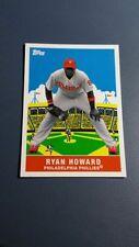 RYAN HOWARD 2007 TOPPS FLASHBACK FRIDAYS CARD # FF1 A8789