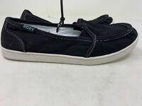 NEW! Roxy Women's Lido II Slip On Flats Black #ARJS600006 155AB tz