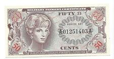 MPC Series 651  50 Cents CHOICE TO GEM UNC Crisp!!