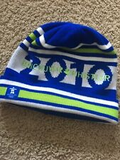 2010 Vancouver Whistler Winter Olympics BC Canada beanie knitted hat