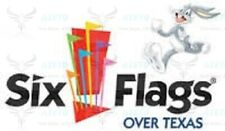 up$175 OFF SIX FLAGS OVER TEXAS TICKETS & SEASON PASS DISCOUNT PROMO