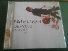 Keith urban defying gravity CD freepost very good condition #